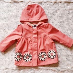 Gymboree raincoat 12-18 month